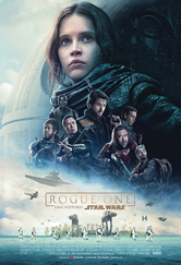 Poster do filme Rogue One - Uma História Star Wars