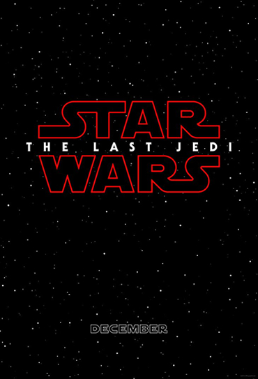 Poster do filme Star Wars: Os Últimos Jedi