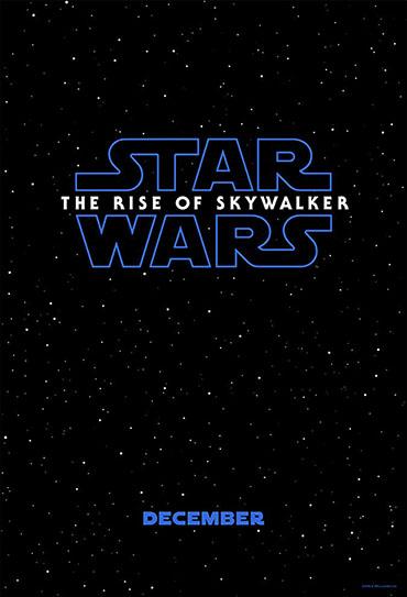 Poster do filme Star Wars: Episódio 9 - A Ascensão Skywalker