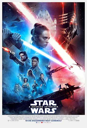 Poster do filme Star Wars: Episódio 9 - A Ascensão Skywalker