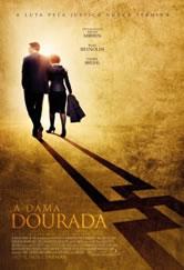 Poster do filme A Dama Dourada