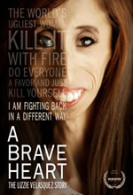 Poster do filme A Brave Heart: The Lizzie Velasquez Story