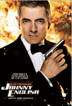 Poster do filme O Retorno de Johnny English