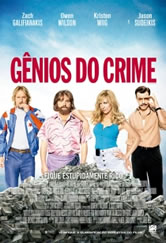 Poster do filme Gênios do Crime