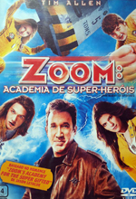 Poster do filme Zoom: Academia de Super-Heróis