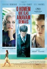 Poster do filme O Homem que Elas Amavam Demais