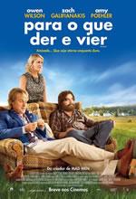 Poster do filme Para o que Der e Vier