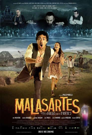 Poster do filme Malasartes e o Duelo com a Morte