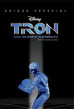 Poster do filme Tron - Uma Odisseia Eletrônica