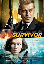 Poster do filme Survivor