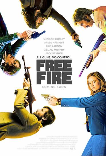 Poster do filme Free Fire - O Tiroteio