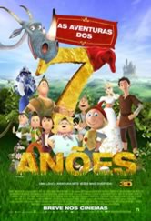 Poster do filme As Aventuras dos Sete Anões