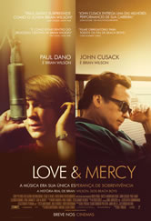 Poster do filme Love & Mercy