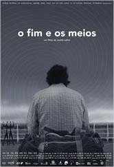 Poster do filme O Fim e os Meios