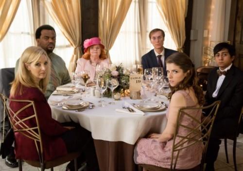 Imagem 2 do filme Convidados Sem Honra