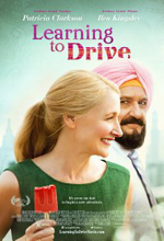 Poster do filme Learning to Drive