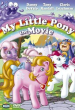 Poster do filme My Little Pony: The Movie