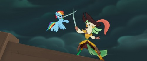 Imagem 4 do filme My Little Pony - O Filme