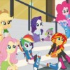 Imagem 5 do filme My Little Pony: Equestria Girls - Rainbow Rocks