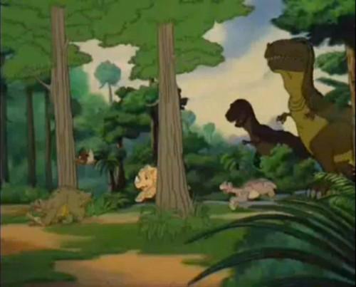 Imagem 2 do filme Em Busca do Vale Encantado V: A Ilha Misteriosa
