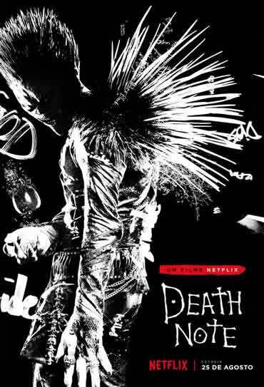 Poster do filme Death Note