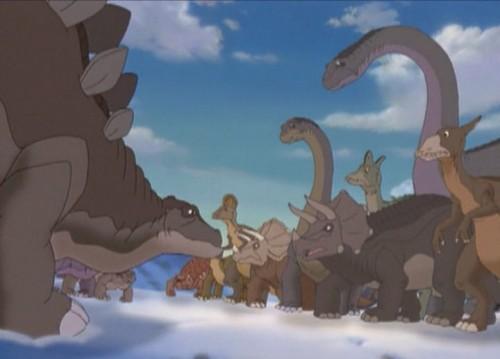 Imagem 2 do filme Em Busca do Vale Encantado VIII: A Grande Nevasca