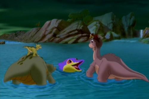 Imagem 4 do filme Em Busca do Vale Encantado IX: Viagem à Água Grande