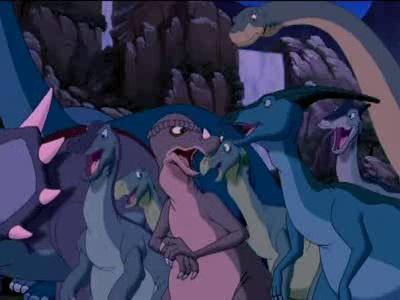 Imagem 4 do filme Em Busca do Vale Encantado XI: A Invasão dos Minissauros