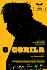 Poster do filme O Gorila