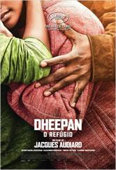 Poster do filme Dheepan - O Refúgio