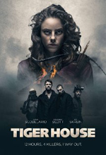 Poster do filme Tiger House