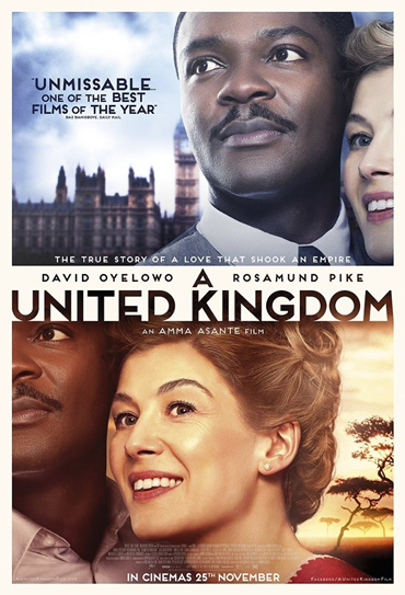 Poster do filme A United Kingdom