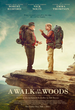 Poster do filme A Walk in the Woods