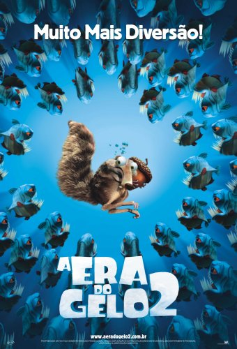 Poster do filme A Era do Gelo 2