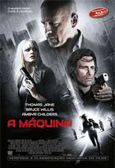 Poster do filme A Máquina