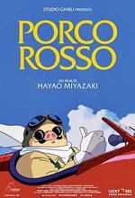 Poster do filme Porco Rosso: O Último Herói Romântico