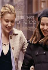 Poster do filme Mistress America