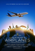 Poster do filme Living in the Age of Airplanes