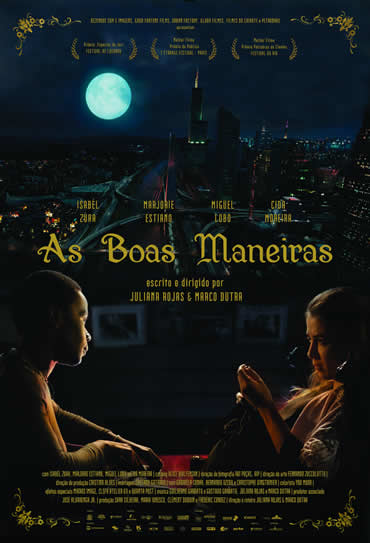 Poster do filme As Boas Maneiras