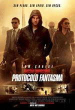 Poster do filme Missão Impossível 4: Protocolo Fantasma