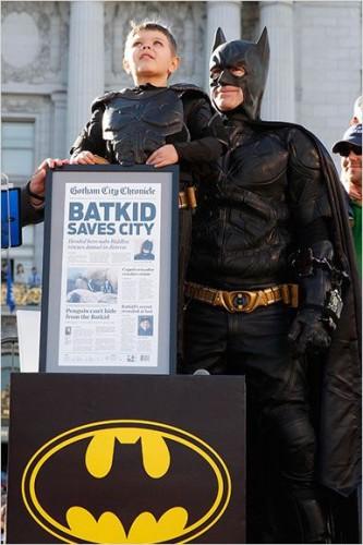 Imagem 5 do filme Batkid Begins
