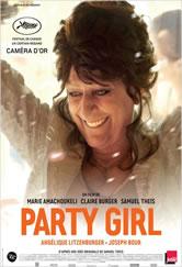 Poster do filme Party Girl