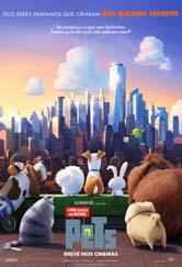 Poster do filme Pets - A Vida Secreta dos Bichos