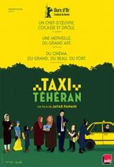 Poster do filme Táxi Teerã