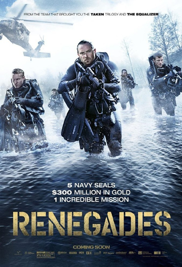 Poster do filme Renegades