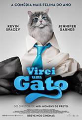 Poster do filme Virei um Gato