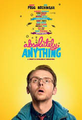 Poster do filme Absolutely Anything