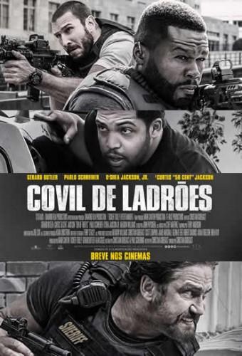 Poster do filme Covil de Ladrões