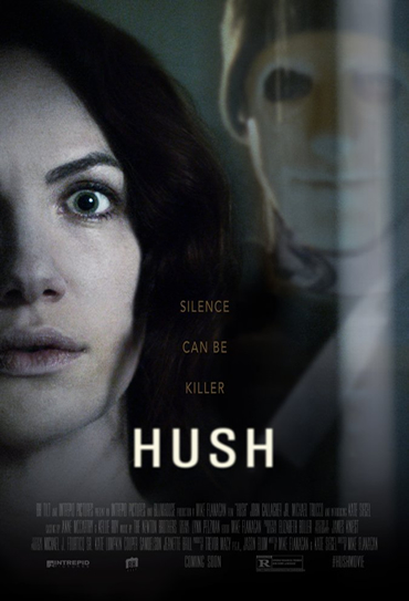 Poster do filme Hush: A Morte Ouve
