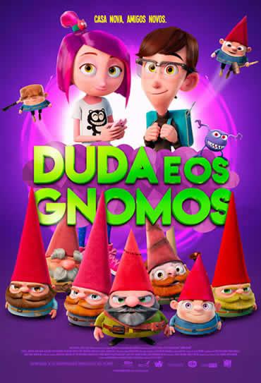 Poster do filme Duda e os Gnomos